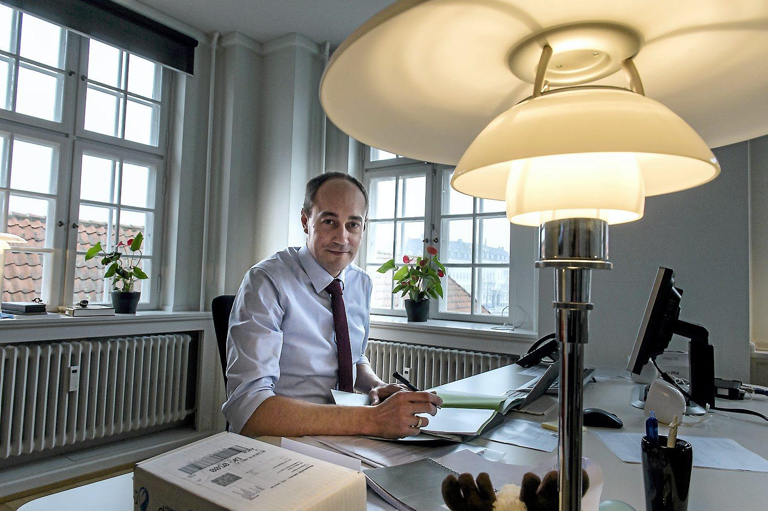 Foto: Sjællandske Medier/Christian Mikkelsen for Transportministeriet
